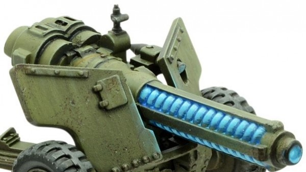 Big Zappy Guns Power Up For Warlord's Konflikt '47