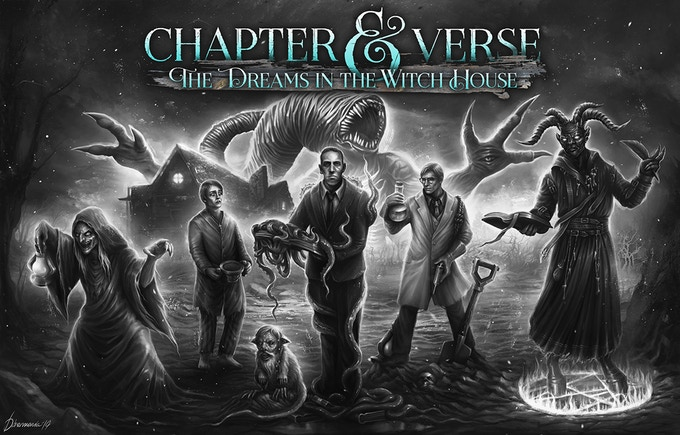 The Dreams In The Witch House - Chapter & Verse
