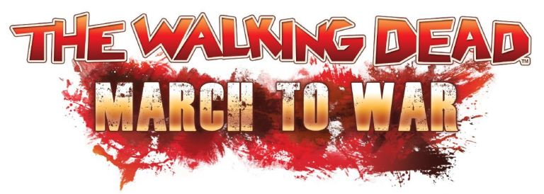 The Walking Dead March To War - Mantic Games