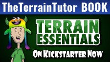 TheTerrainTutor's Terrain Essentials Launches On Kickstarter
