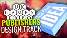 Publishers Designer Track At UK Games Expo