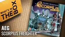 Unboxing: Scorpius Freighter From AEG