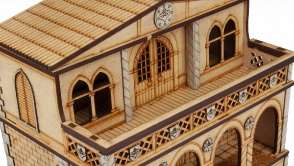 TTCombat Rebuild Streets Of Venice With New Carnevale Terrain