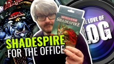 VLOG: Warhammer Underworlds For The Office!