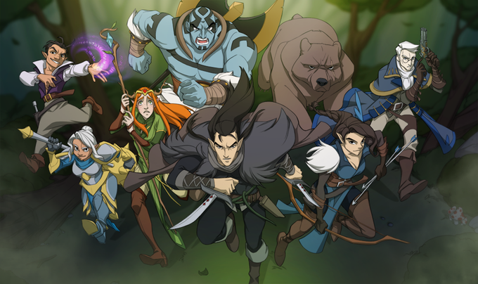 Vox Machina Animated - Critical Role