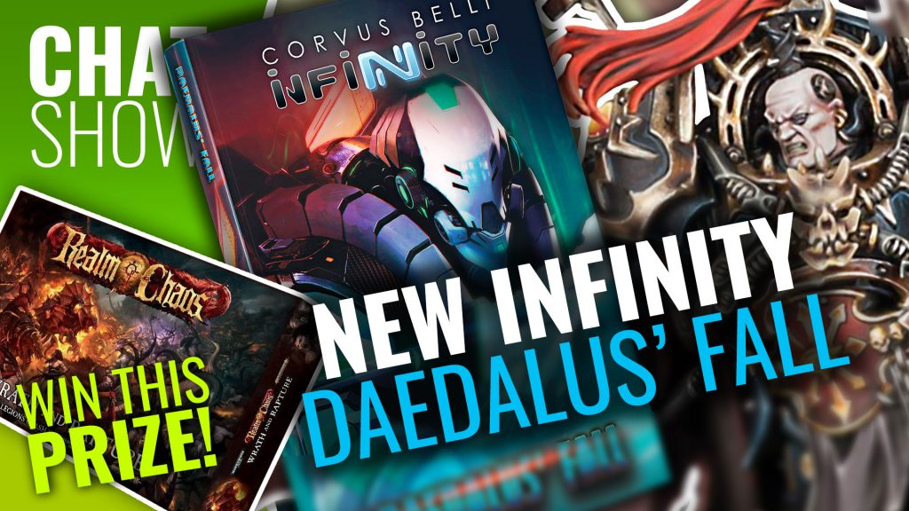 Weekender: NEW Infinity Daedalus' Fall & Win Wrath & Rapture!