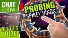Weekender: Probing GW's Spikey Ring & WIN 40K Shadowspear