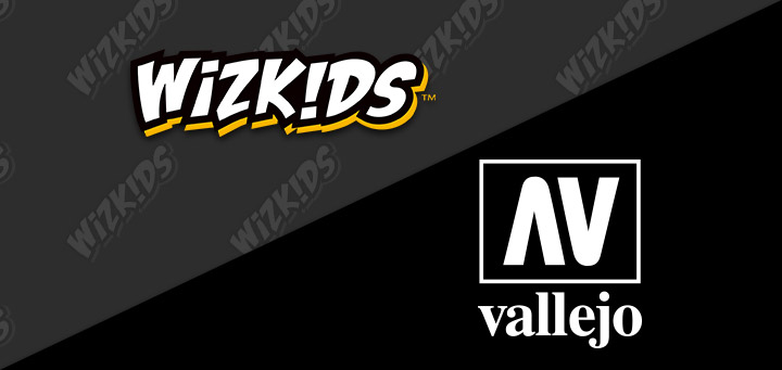 WizKids & Vallejo Partnership