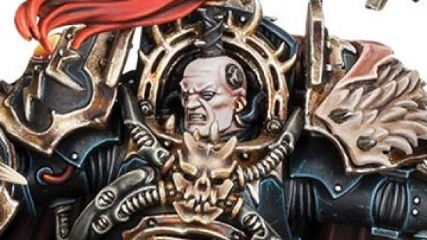 Abaddon Leads Chaos Space Marines Into Battle This Weekend