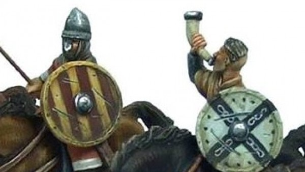 Breton Cavalry Command Rides Out From Footsore Miniatures