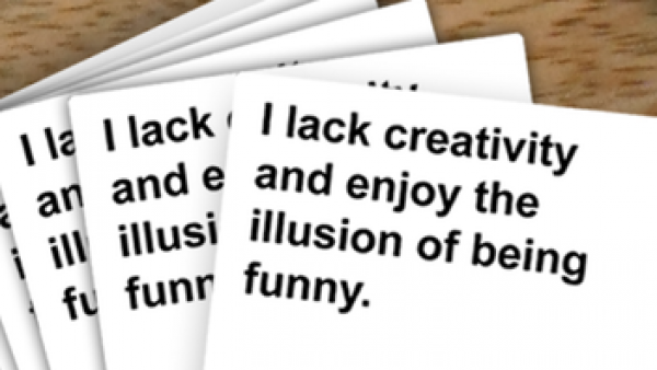 Offend The Offensive In New Cards Against Humanity Parody
