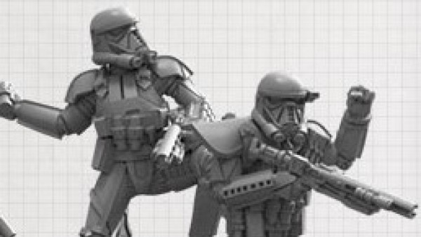 Enforce & Destroy With Star Wars: Legion's Death Troopers