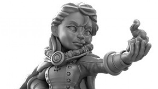 Steamforged Take Votes On MegaCon Critical Role Miniature