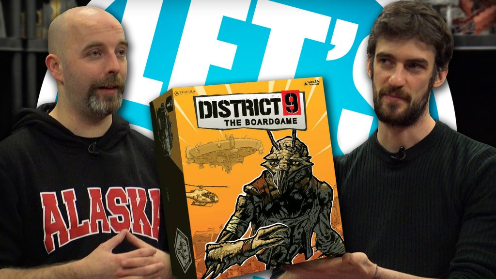 Let's Play: District 9