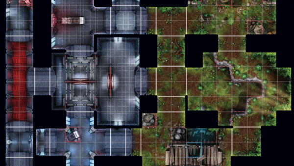 Skirmish Across Endor With New Star Wars: Imperial Assault Mat