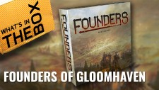 Unboxing: Founders Of Gloomhaven