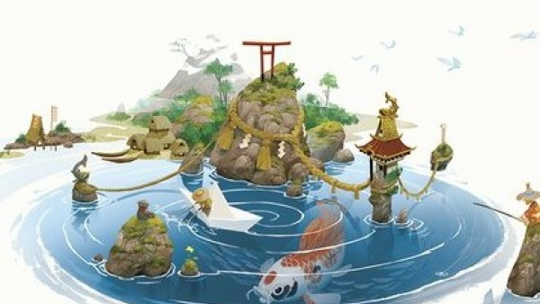 Namiji Brings Fishing Into The Tokaido Game Series
