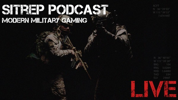 SITREP Podcast: The Live Show