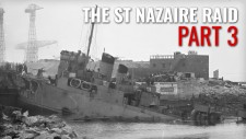 St Nazaire Raid Part Three: The Raid