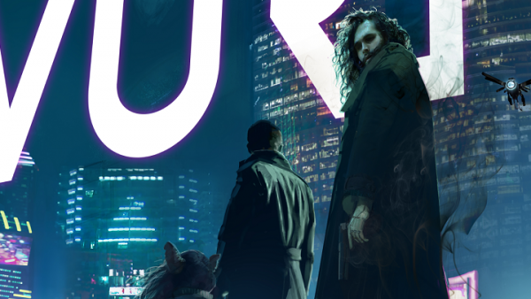 Explore Futuristic Manchester With Vurt The RPG