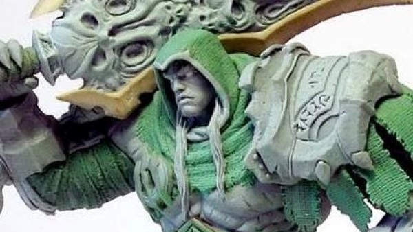KLUKVA Head To War With Massive 75mm Figure