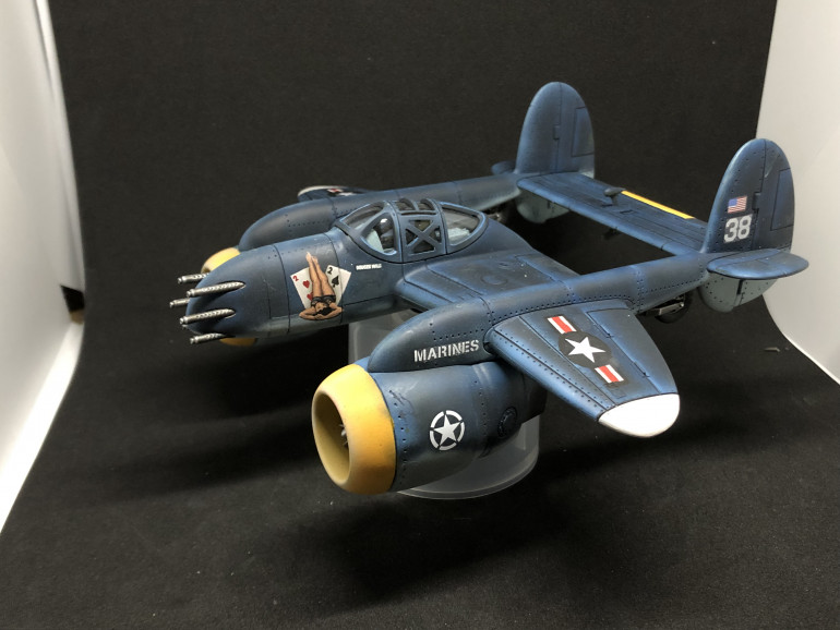 And old DUST model from my collection.