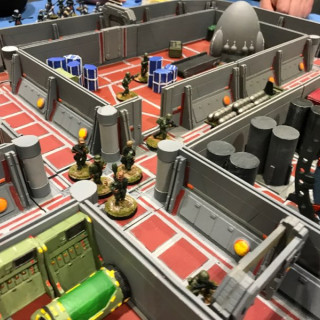 RAF Wargaming Association - Stargate Game