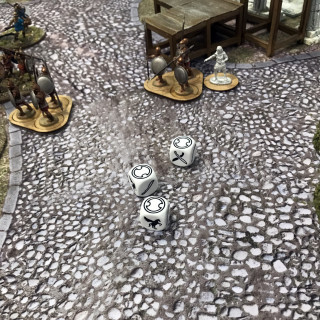 Battle at Boards & Swords in Derby
