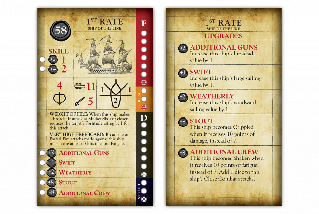 1st Rate Ship Of The Line - Firelock Games