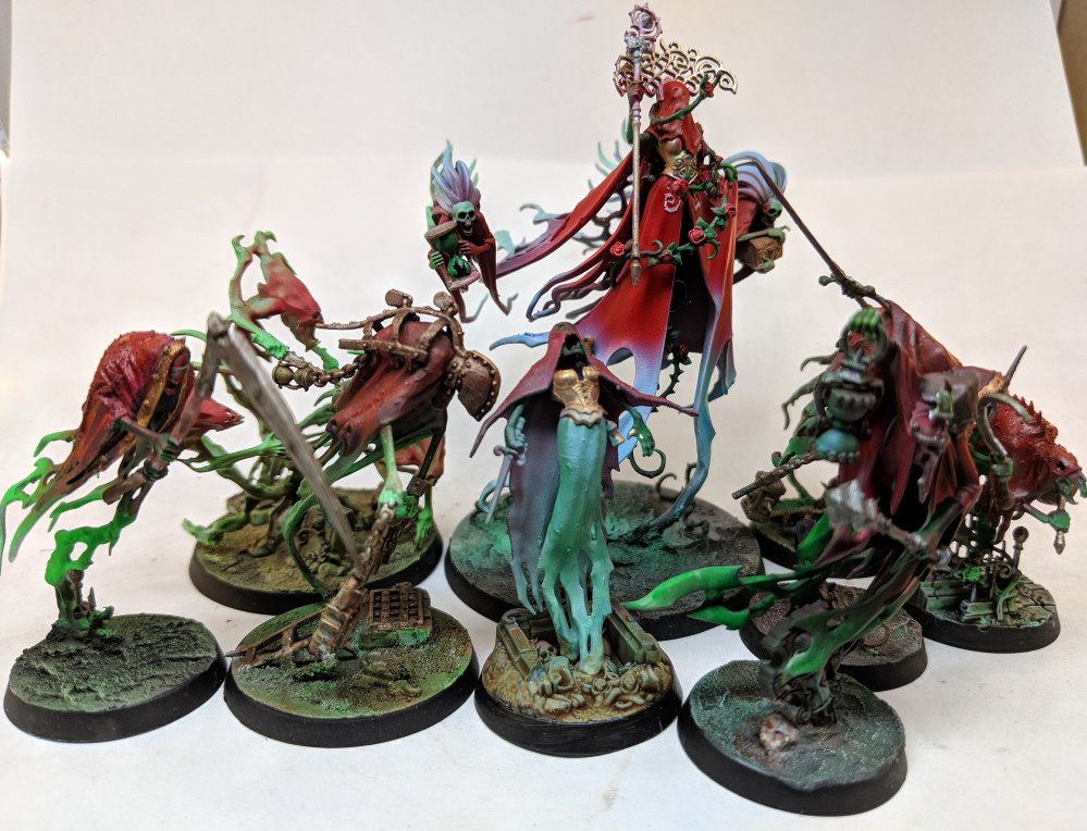 Nighthaunt Tournament List