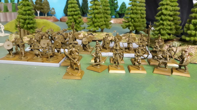 OK I May Possibly be Putting Off Painting Cavalry...