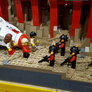 Flash Gordon LEGO Game: Winner Best In Show