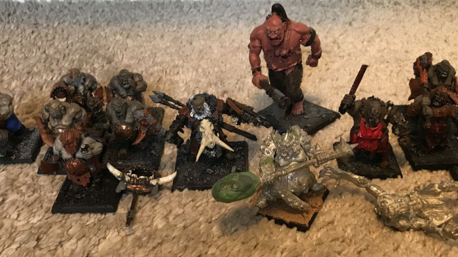 Spring Cleaning with Janus1004 – Ogres for Age of Magic
