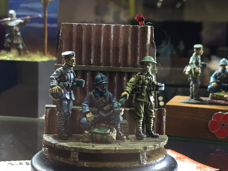 Lest We Forget - 2018 Salute Figure Category