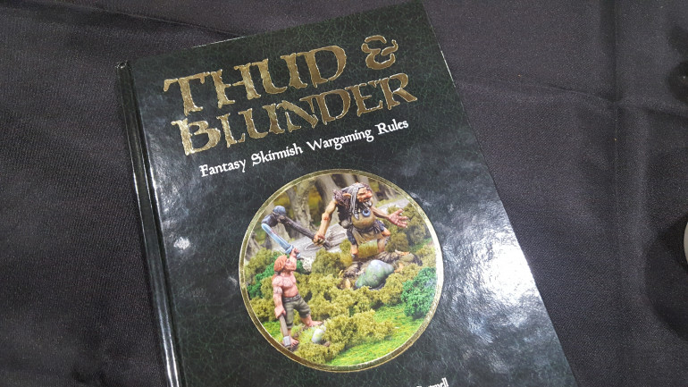 Thud & Blunder - An Open Ended New Fantasy Skirmish Game