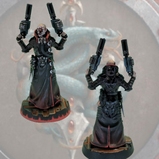 Delaque Gang - The Scions of the Stygian Path