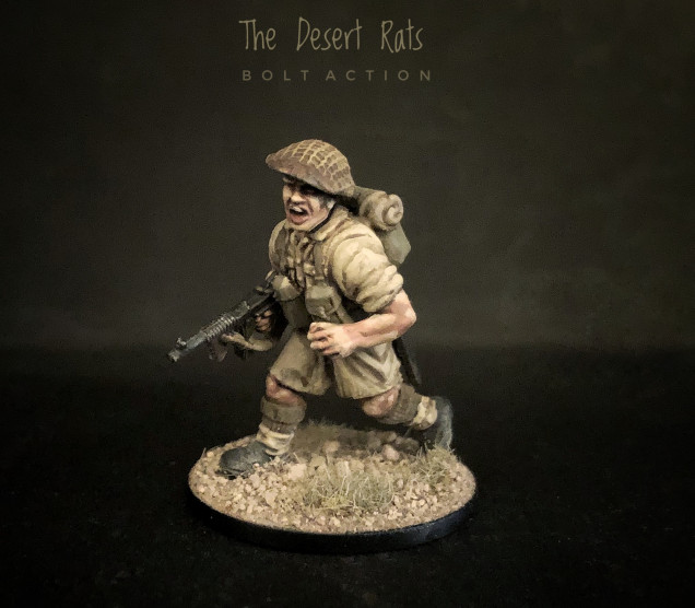 New Sergeant for my Rats
