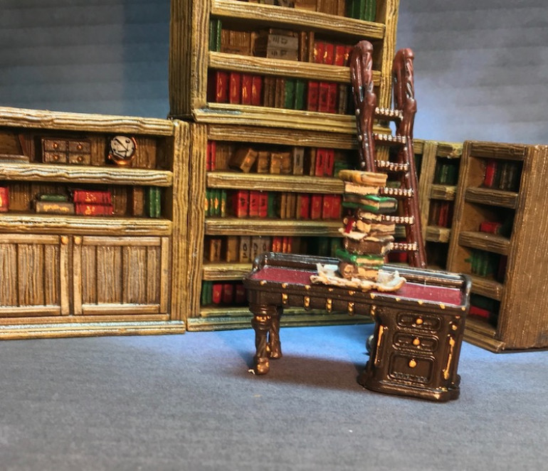 Wizard's Library