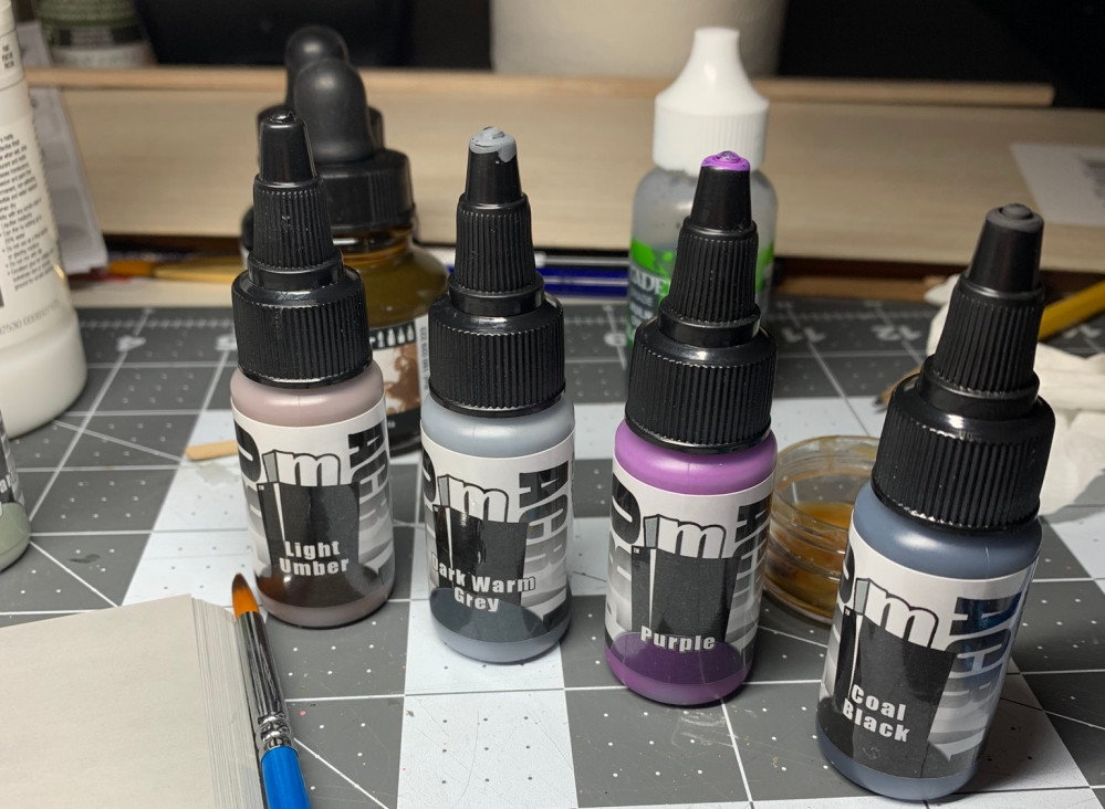 Painting Marines: 3 Colours Up – Stone Templars