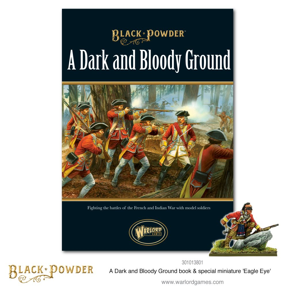 A Dark & Bloody Ground - Warlord Games
