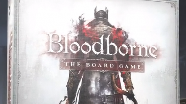 CMON's Bloodborne Board Game Takes Yharnam To Kickstarter