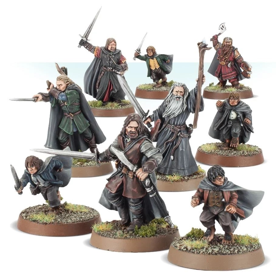 Breaking Of The Fellowship - Games Workshop