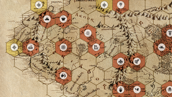 Plan Your Middle-earth Battle Companies Campaign With GW's Downloads