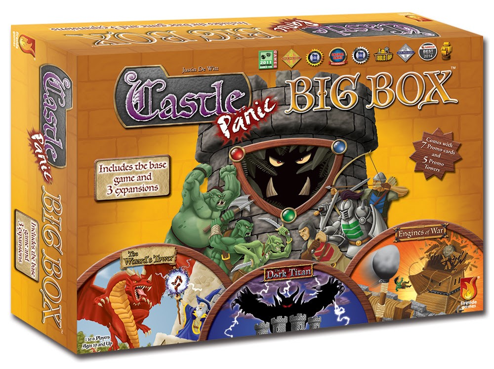 Castle Panic Big Box - Fireside Games