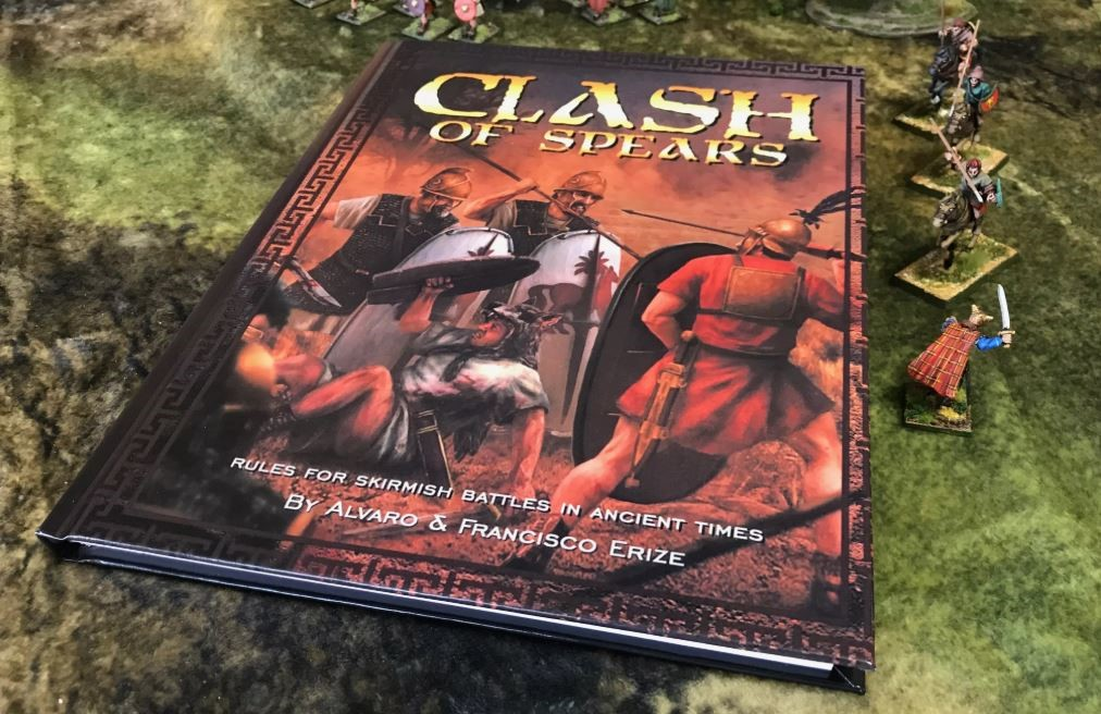 Clash Of Spears - The Wargame Spot