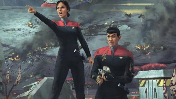 Join Starfleet With Modiphius' Star Trek Adventures Captain's Bundle