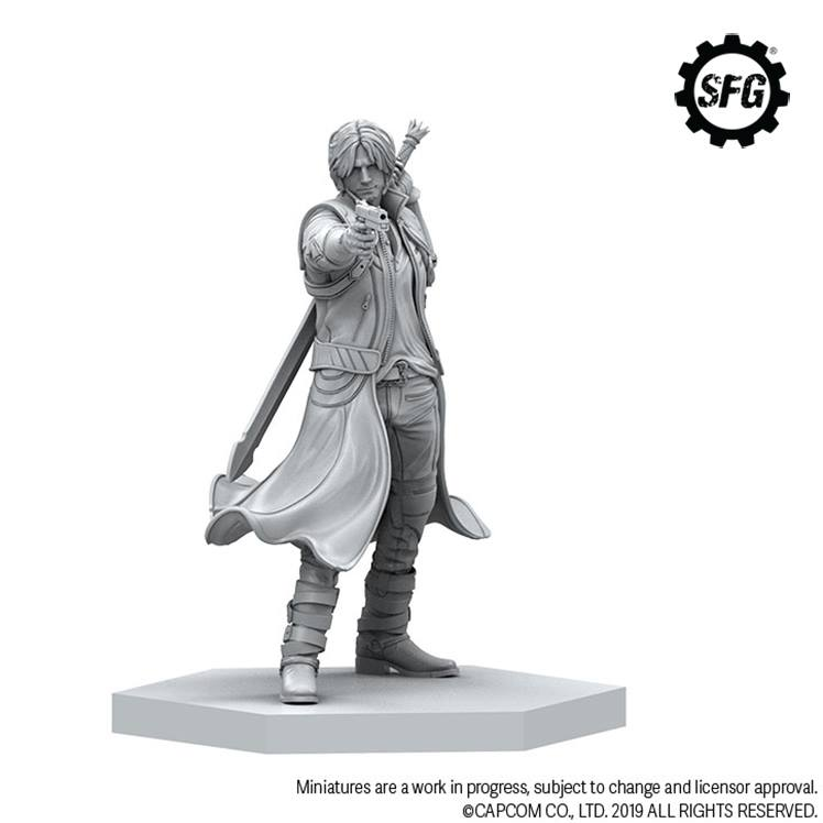 Dante - Steamforged Games