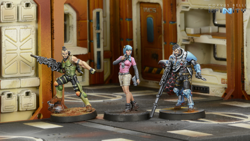 Dire Foes Mission Pack 8 Nocturne - Infinity