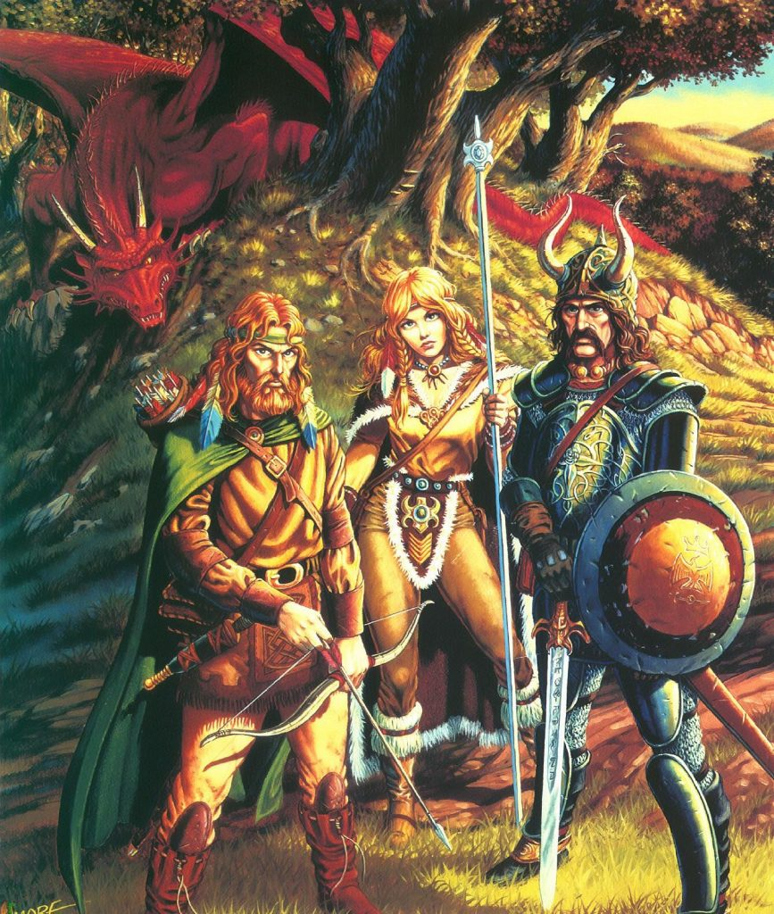 Dragonlance Cover