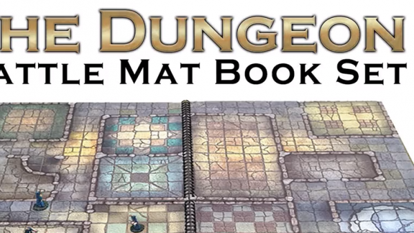 BattleMats Turn The Page On Their Next Battle Mat Book Set